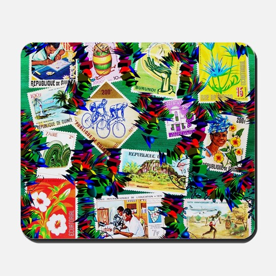 AFRICA HERITAGE Mousepad