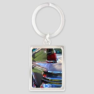 DeSoto Reflections Portrait Keychain