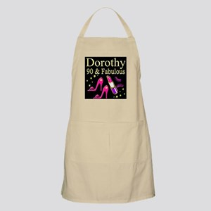90TH CELEBRATION Apron