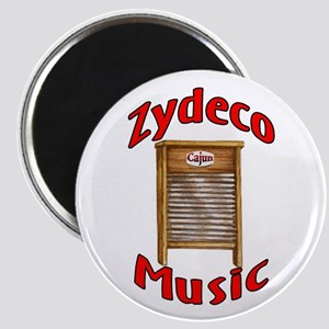 Zydeco Washboard Magnet