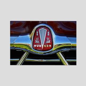 Vintage Hudson Rectangle Magnet