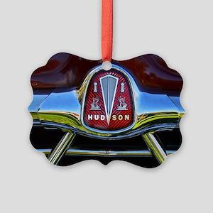 Vintage Hudson Picture Ornament