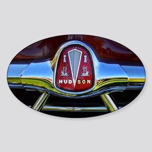 Vintage Hudson Sticker (Oval)