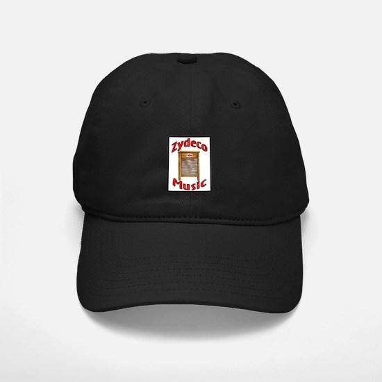 Zydeco Washboard Baseball Hat