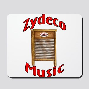Zydeco Washboard Mousepad
