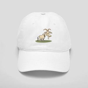 Cartoon Funny Old Goat Cap