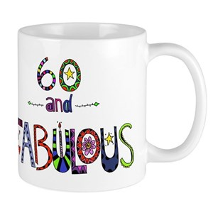 60th birthday mugs cafepress solutioingenieria Image collections