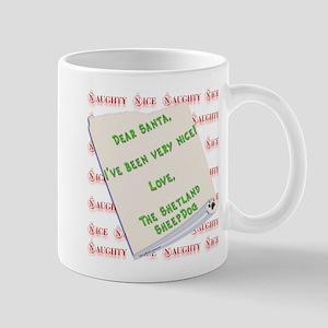 Sheltie Nice Mug