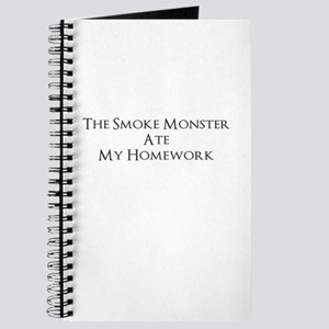 Bad Smoke Monster! Journal