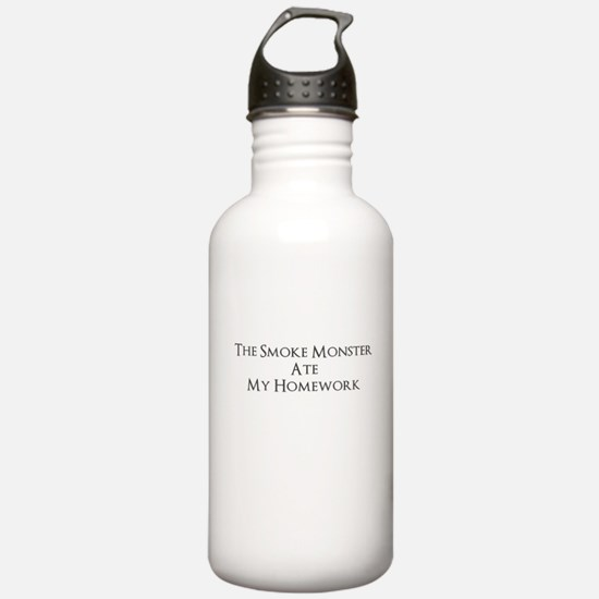 Bad Smoke Monster! Water Bottle