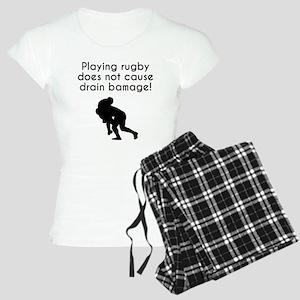 Drain Bamage Rugby Pajamas