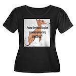 PGA Sit Plus Size T-Shirt