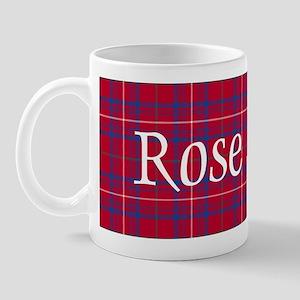 Tartan - Rose Mug
