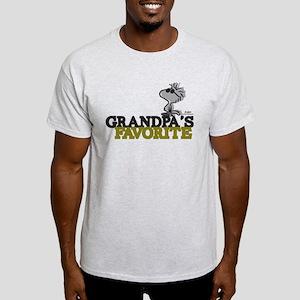 Grandpa's Favorite Light T-Shirt