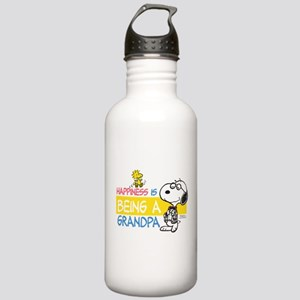 Happiness is being a G Stainless Water Bottle 1.0L