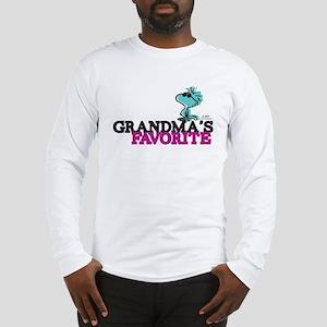 Grandma's Favorite Long Sleeve T-Shirt