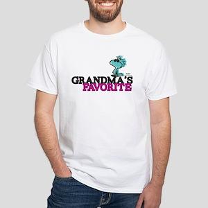 Grandma's Favorite White T-Shirt