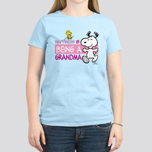 Happiness Is Grandma Women's Light T-Shirt