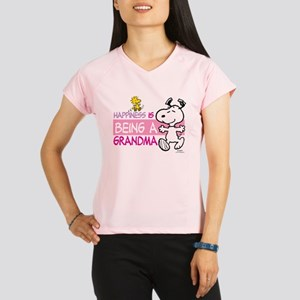 Happiness Is Grandma Performance Dry T-Shirt