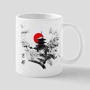 Kyoto Temple Mug