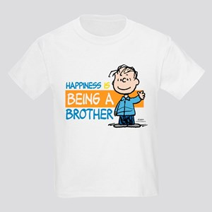 Happiness is being a Brother Kids Light T-Shirt