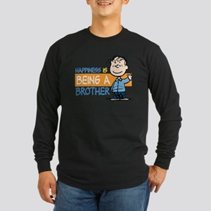 Happiness is being a Brot Long Sleeve Dark T-Shirt
