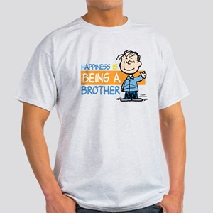 Happiness is being a Brother Light T-Shirt