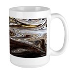 Native American Black Bea 15 oz Ceramic Large Mug
