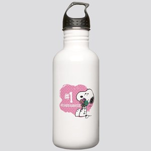 Number One Granddaught Stainless Water Bottle 1.0L