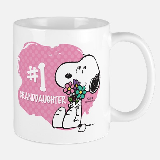 Number One Granddaughter Mug