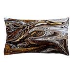 Native American Black Bear Pillow Case