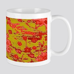 Abstract Symmetry Mugs