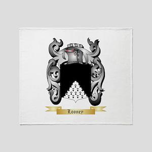Looney Throw Blanket