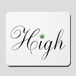 High Mousepad