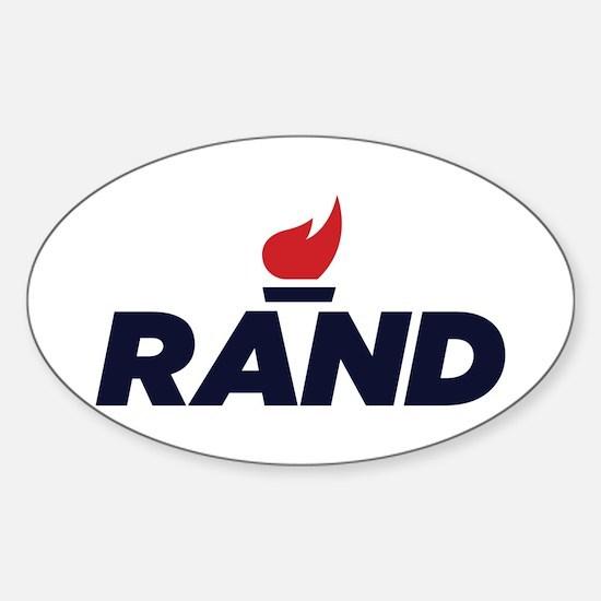 Rand Paul Logo Decal