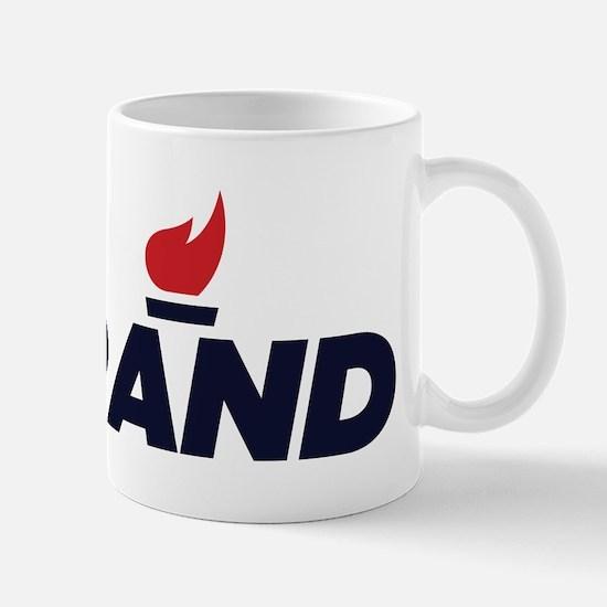 RAND PAUL logo Mugs