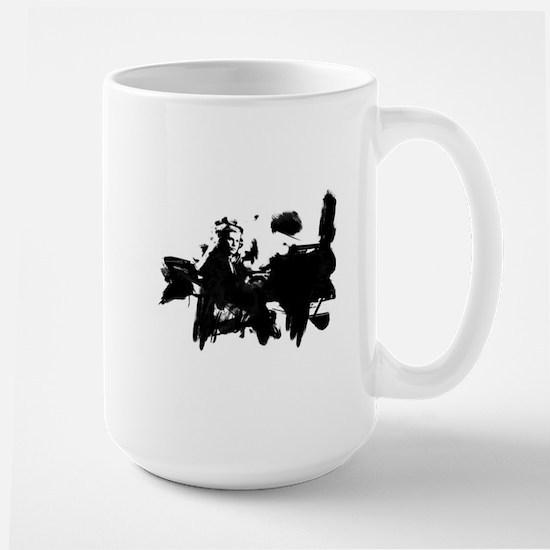 Glenn Gould Pianist Large Mug