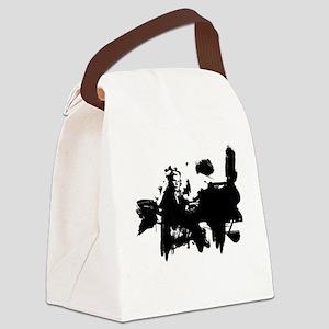 Glenn Gould Pianist Canvas Lunch Bag