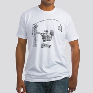 Plastic Trees Fitted T-Shirt