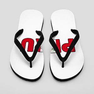 Peru Flip Flops