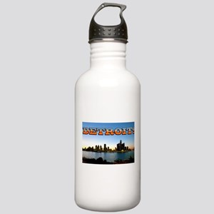 Detroit City Stainless Water Bottle 1.0L