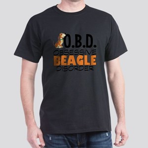 Funny Beagle Dark T-Shirt