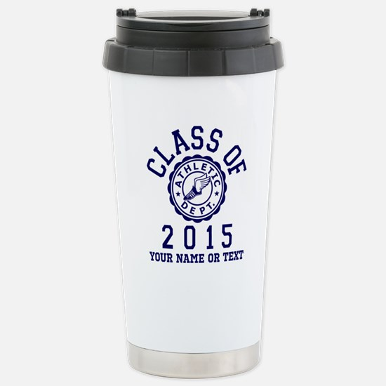 Class Of 2015 Track and Field Travel Mug