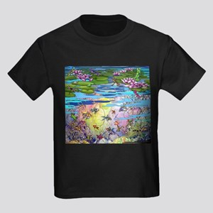 Water life Kids Dark T-Shirt
