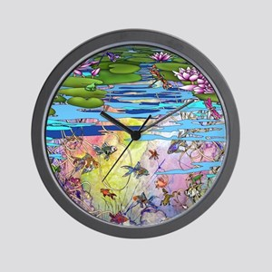 Water life Wall Clock