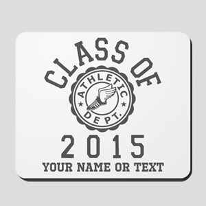 Class Of 2015 Track and Field Mousepad