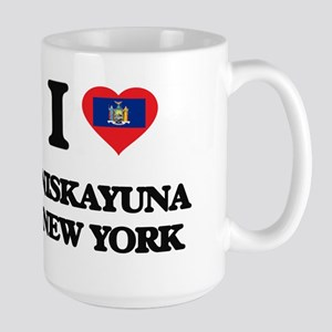I love Niskayuna New York Mugs