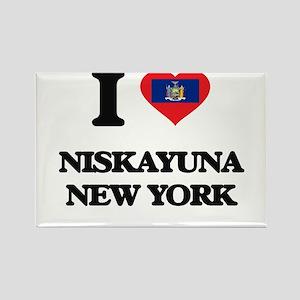I love Niskayuna New York Magnets