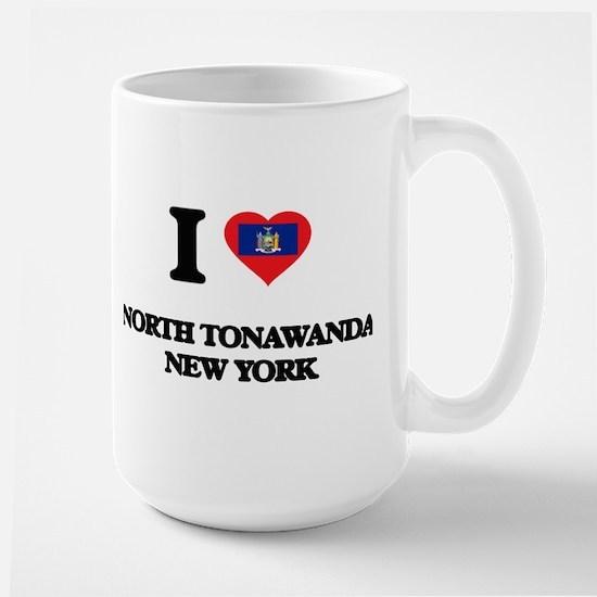 I love North Tonawanda New York Mugs