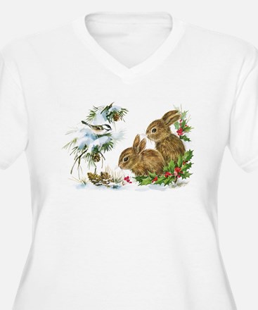 Woodland Wonder Plus Size T-Shirt
